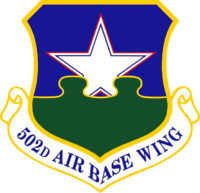 USAF - 502d Air Base Wing