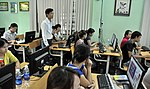USAID Visits IT Training Program for People with Disabilities at Dong A University (9319788480).jpg