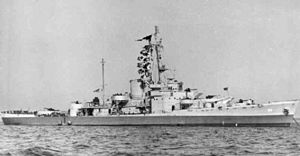 USCGC Campbell (WPG-32) - Campbell in 1944
