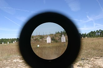 Advanced Combat Optical Gunsight - Image: USMC 08814