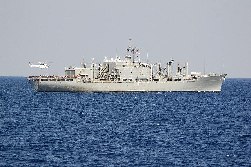 USNS San Jose T-AFS-7