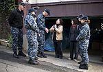 USS Bonhomme Richard (LHD 6) Sailors participate in a Food Drive 170123-N-WF272-045.jpg