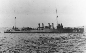 USS Cowell (DD-167) - USS Cowell (DD-167)