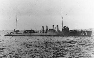 USS <i>Cowell</i> (DD-167)