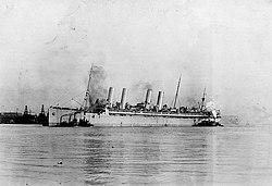 USS Mount Vernon ID-4508