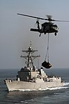 USS Nimitz continues operations in the Gulf of Oman DVIDS220054.jpg
