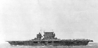 USS Saratoga (CV-3) - Saratoga operating off Guadalcanal