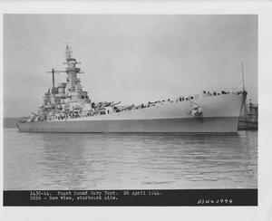 USS Washington collision damage repaired NARA BS 63999.tif