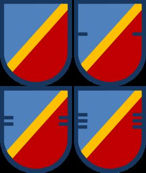 82nd Aviation Regiment (United States) - Image: US Army 82nd Aviation Regiment Flashs