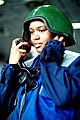 US Navy 021112-N-9907G-002 Station to station phone talking during replenishment at sea.jpg