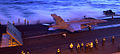 US Navy 030814-N-6213R-137 An F-A-18F Super Hornet assigned to the Diamondbacks of Strike Fighter Squadron One Zero Two (VFA-102) prepares to launch.jpg