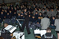 US Navy 060201-N-2468S-002 Chief Musician Roberta Haworth directs the U.S Seventh Fleet Band and Tsukia Gakuen High School Band as the two perform during a joint concert.jpg