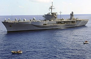 USS Blue Ridge (LCC-19)