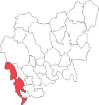 Medagers landskommune i Västmanlands amt