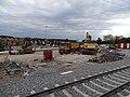 U hostivařského nádraží, rekonstrukce (01).jpg