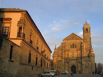 Úbeda - El Salvador Chapel and Dean Ortega's Palace