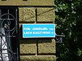 Ulica Lecha Kaczynskiego w Tbilisi.JPG
