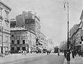 Ulica Nowy Świat w Warszawie na wysokości ulicy Ordynackiej przed 1939.jpg