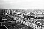 Ulitsa Udaltsova - Prospekt Vernadskogo Junction in Moscow in Autumn 1977.jpg