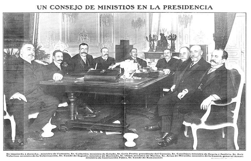 Archivo un consejo de ministros en la presidencia de for Clausula suelo consejo de ministros
