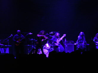 Unexpect - Unexpect on the Progressive Nation European tour in 2009