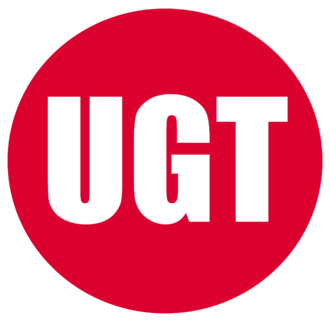 Julián Besteiro - Image: Unión General de Trabajadores (España) (logo)