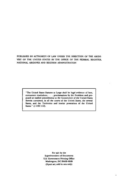File:United States Statutes at Large Volume 109 Part 2.djvu