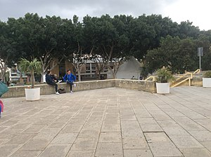 University of Malta - Quad open space