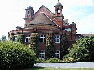London Road Campus - The University Great Hall.
