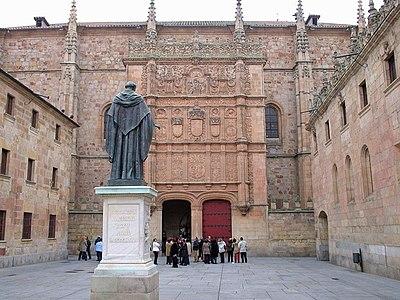 University of Salamanca Fray Luis de Leon