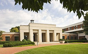 University of Virginia School of Law - The University of Virginia School of Law.
