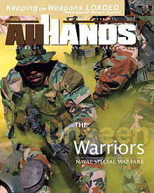 All Hands cover from August 2004