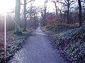 Uphill in Middleton Park - geograph.org.uk - 831277.jpg
