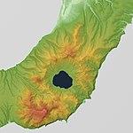 Urbich Caldera Relief Map, SRTM-1.jpg