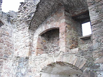 Urquhart Castle inside wall.jpg