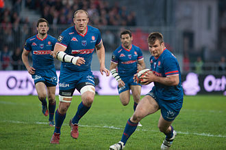 FC Grenoble - FC Grenoble Playing in the Top 14 in 2014