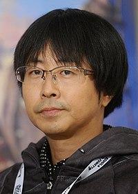 Usamaru Furuya - Lucca Comics & Games 2015.JPG