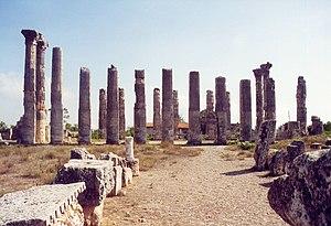 Zeus-Olbios-Tempel, Diokaisareia/Uzuncaburc Türkei