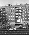 Váci út 63., kerületi pártház és lakóház, a József Attila színház bejárata. Fortepan 25696.jpg