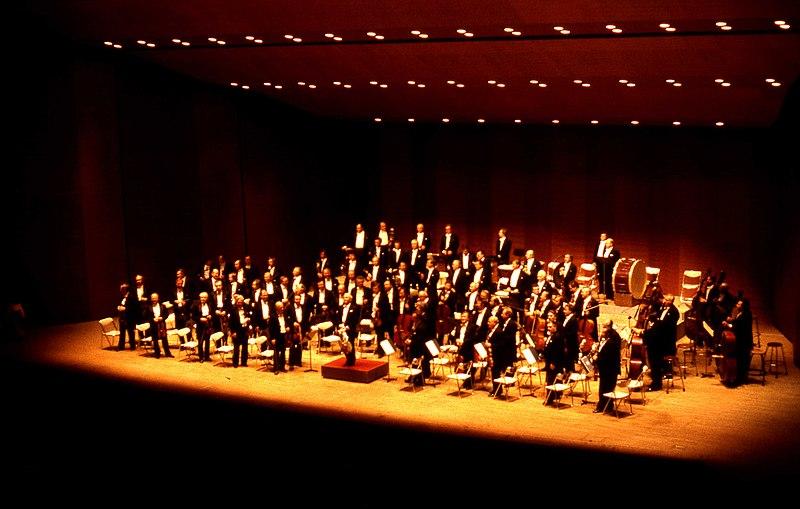 File:Václav Neumann,Česká filharmonie 1982 Kobe,Hyogo,Japan ヴァーツラフ・ノイマン指揮チェコ・フィルハーモニー管弦楽団Img749.jpg