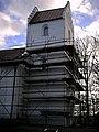 Västra Hoby kyrka, exteriör ombyggnad.jpg
