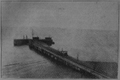 V.M. Doroshevich-Sakhalin. Part I. Pier in Aleksandrovsky.png