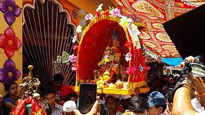 Vadhav - Shree Bahiri Dev procession 2015