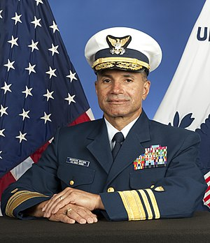 Manson K. Brown - U.S. Coast Guard VADM Manson K. Brown, as Deputy Commandant for Mission Support.