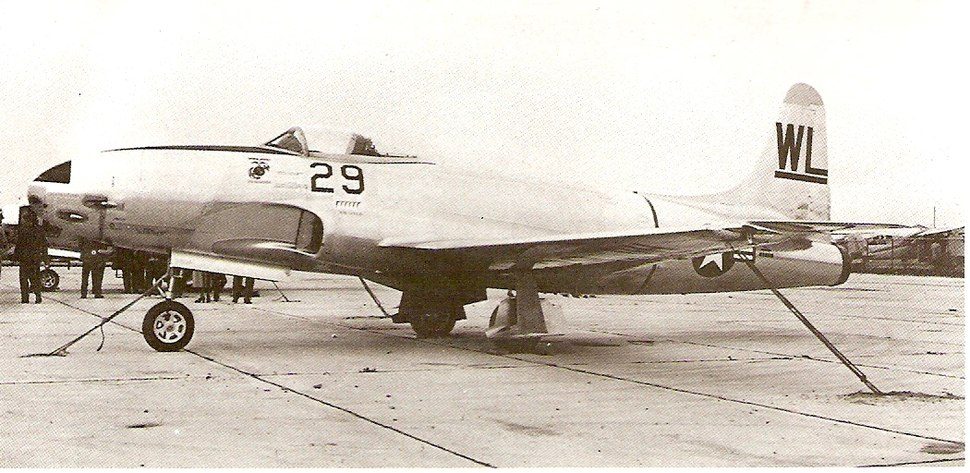 VMF-311 TO-1 in 1948
