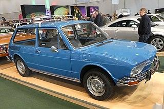 Volkswagen Brasília Motor vehicle