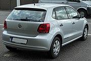 VW Polo V rear 20100402.jpg