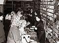 V celjski trgovini Volna 1958.jpg