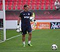Valais Cup 2013 - OM-FC Porto 13-07-2013 - Laurent Spinosi.JPG