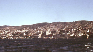 Valparaiso - Chile 1959 - 1960.png
